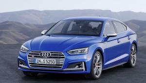 2018 Audi S5 Sportback first look