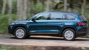 2017 Skoda Kodiaq SUV bookings start in India for Rs 3 lakh, deliveries in November