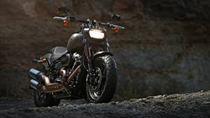 2018 Harley-Davidson Fat Bob 107 first ride review