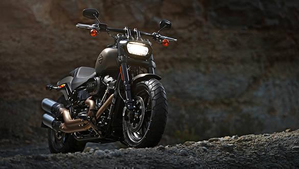 2018 Harley-Davidson Fat Bob 107 first ride review