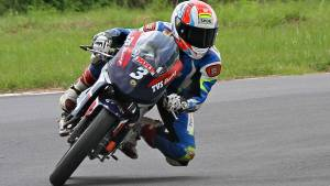 2017 MRF INMRC: Jagan Kumar within a point of championship leader Rajiv Sethu after double win