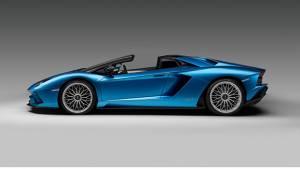 Lamborghini Aventador S Roadster image gallery