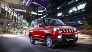 Mahindra TUV300 T10 launched in India at Rs 9.75 lakh