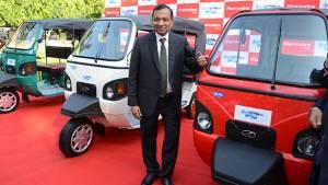 Mahindra e-Alfa Mini electric rickshaw launched at Rs 1.12 lakh