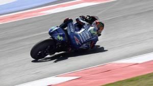 MotoGP 2017: Maverick Vinales on pole at Misano