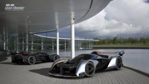McLaren Ultimate Vision Gran Turismo built exclusively for Gran Turismo Sport