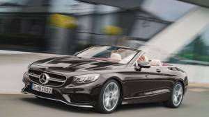 Updated 2018 Mercedes-Benz S-Class Coupe, Cabriolet coming to Frankfurt