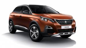 Peugeot 3008 SUV to rival the Hyundai Creta and Renault Duster in India