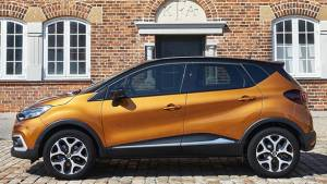 2017 Renault Captur SUV to launch in India on November 6