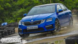 Skoda Octavia RS sold out in India