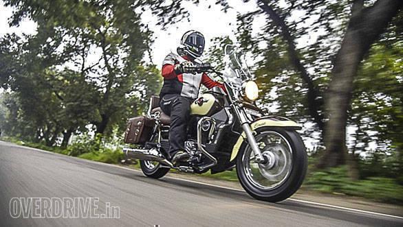 2017 UM Renegade Commando Classic first ride review