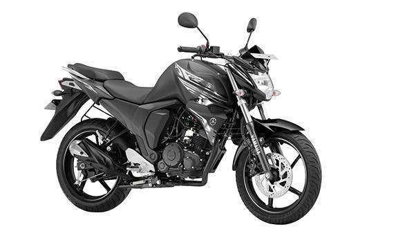 There are no significant changes to the FZ apart from the paint scheme