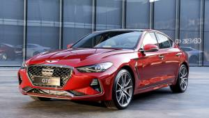 Genesis G70: Everything you need to know about the BMW 3-Series sized luxury sedan