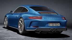 2017 Frankfurt Motor Show: Porsche 911 GT3 Touring Package unveiled