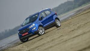 2018 Ford EcoSport first drive review