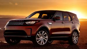 2017 Land Rover Discovery showcased in India, deliveries in November