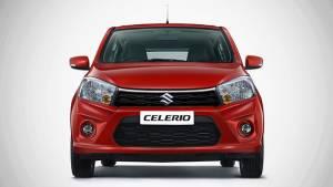 Maruti Suzuki Celerio facelift image gallery