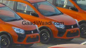 Maruti Suzuki Celerio X details leaked ahead of India launch