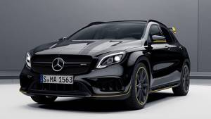 2017 Mercedes-AMG CLA45 and GLA45 to launch in India on November 7