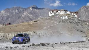 2017 Maruti Suzuki Raid de Himalaya image gallery