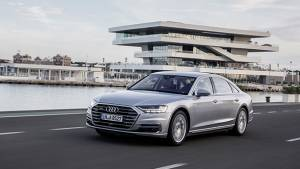 2018 Audi A8 / A8 L image gallery