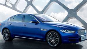 Jaguar XE L unveiled ahead of launch in China