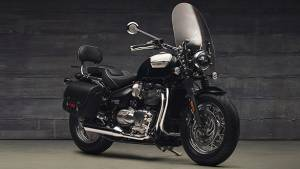 2018 Triumph Bonneville Speedmaster (India bound) image gallery