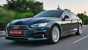 2018 Audi A5 Sportback first drive review in India