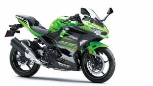 Kawasaki Ninja 400 and Ninja 250 - Tokyo Motor Show 2017