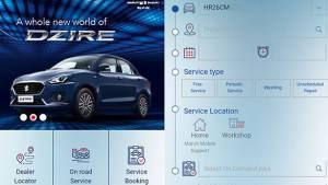 Maruti Suzuki updates its Maruti Care smartphone app