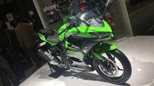 Tokyo Motor Show 2017: Kawasaki Ninja 400 unveiled