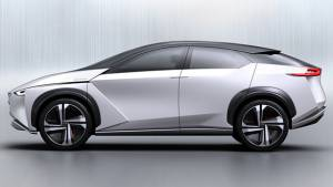 Tokyo Motor Show 2017: Nissan IMx electric SUV concept