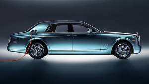 Rolls-Royce all-electric car, not hybrid, coming by 2020