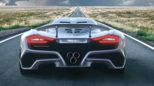 Hennessey Venom F5 teaser released, aims to be the fastest production car ever