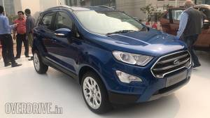 2018 Ford EcoSport SUV launched in India at same old price of Rs 7.31 lakh
