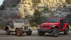 2018 Jeep Wrangler debuts at 2017 LA Auto Show