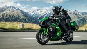 EICMA 2017: Kawasaki Ninja H2 SX is a tourer-friendly supercharged motorcycle