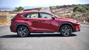 Lexus NX 300h SUV deliveries start in India
