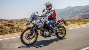 BMW F 750 GS and BMW F 850 GS launched in India, prices start at Rs 11.95 lakh