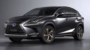 Lexus NX300h launched in India at Rs 53.18 lakh
