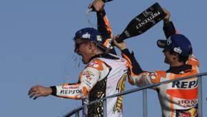 MotoGP 2017: Marquez claims fourth title, while Pedrosa wins Valencia season finale