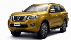 Nissan Navara-based SUV images leaked, likely to be named Nissan Paladin