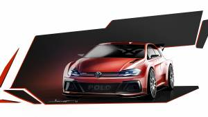 Volkswagen offers first look at the new Polo GTI R5