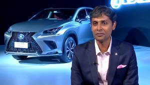 In conversation with Arun Nair, Vice President, Lexus India