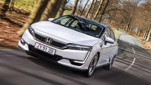 Image gallery: Honda Clarity fuel cell FCV