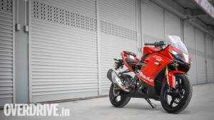 Technology: TVS Apache RR 310