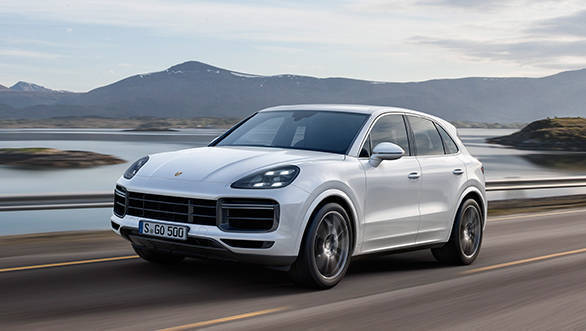 2019 Porsche Cayenne Launched In India At Rs 1 19 Crore Overdrive
