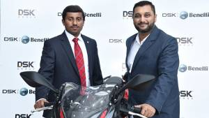 DSK-Benelli inaugurates second dealership in Bengaluru