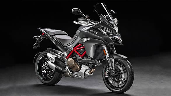 Ducati to offer radar, cornering ABS but not missiles on its motorcycle range