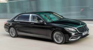 Auto Expo 2018: Mercedes-Benz to launch Mercedes-Maybach S650